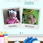BabyBaby Steps iPhone App Track Your Baby's Milestones