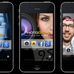 Percipo released new iPhone apps, PhotoGenic, PhotoAge, and ChickOrDude