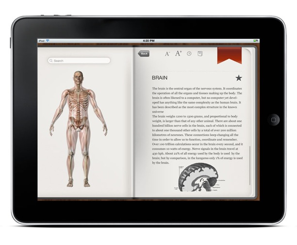 Health Through Ipad
