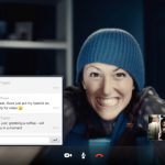 Skype Video Chat App for iPad
