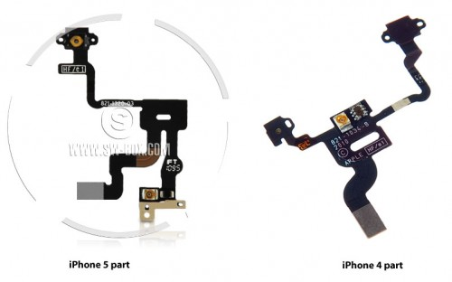 iPhone 5 Radically Redesigned Inside and Out