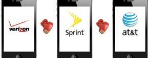 iPhone 4S Carrier Showdown: AT&T / Verizon / Sprint