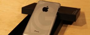 iPhone 5's Physical Tapered Design Prototype