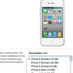 Vodafone Germany Listings Revealed 'iPhone 4S' 16GB, 32GB, 64GB
