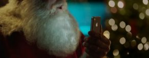 Apple's Santa Siri commercial is the most effective ad during the Holiday