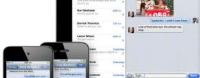 How iOS 5 Will Kill off Text Messaging and Greeting Cards