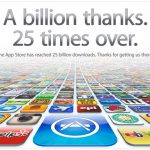 25 Billionth App winner identified