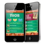 New Game Apps for the iPhone