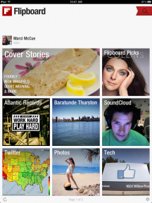Flipboard Ver. 1.9 for iPhone and iPad Integrates SoundCloud