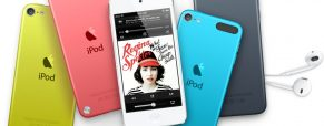 Apple Introduces New iPod Touch Sports Siri and Larger Screen