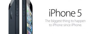 Whats new in Apple iPhone 5?