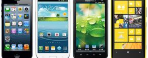 iPhone 5 vs. Galaxy S3 vs. Droid Razr HD vs. Lumia 920: Specs Comparison