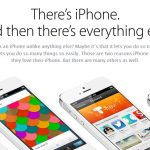 Apple Goes Against Android with 'Why iPhone' Webpage