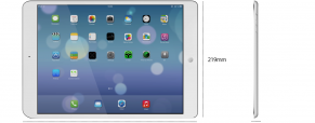 Apple iPad Pro 3D concept