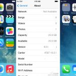 Apple iOS 8 screenshots leaked