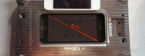 Larger iPhone 6 revealed by manufacturing mold