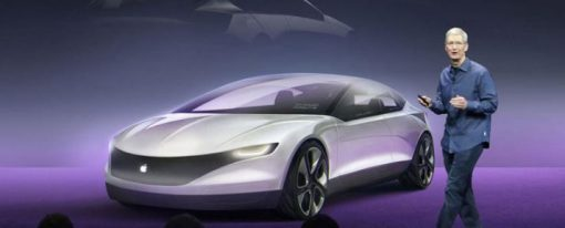 Apple has tripled its R&D budget to 10 billion for a possible iCar